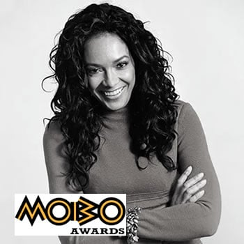 Kanya King - MOBO Awards